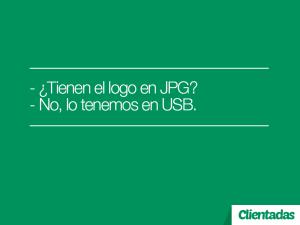 el cliente clientadas logo en jpg